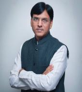 Shri Mansukh Mandaviya -Minister of State (Independent Charge) for Ministry of Ports, Shipping and Waterways