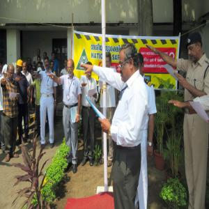 The National Safety Day Celebrations