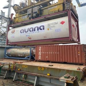 Coastal shipping of tank containers from BPCL | First seaplane bunkering